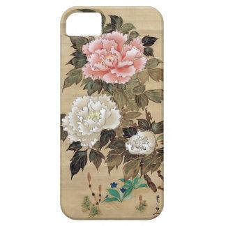 牡丹, 其一 Peony, Kiitsu, Japan Art iPhone 5 Case
