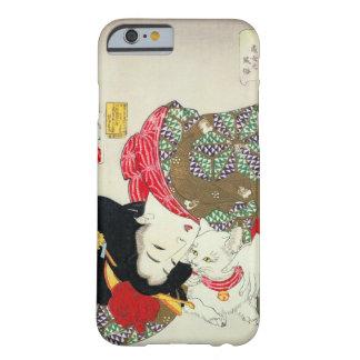 猫が好き, 芳年 I Love Cats, Yoshitoshi, Ukiyo-e Barely There iPhone 6 Case