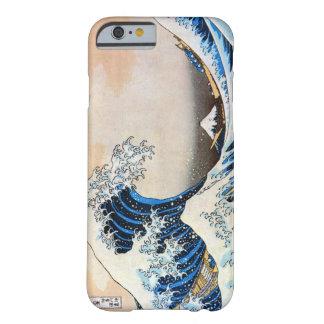 神奈川沖浪裏, 北斎 Great Wave, Hokusai, Ukiyo-e Barely There iPhone 6 Case