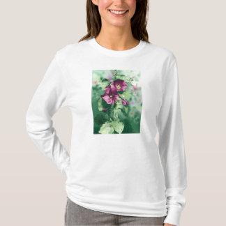 0007 Dorothy's Hollyhocks T-Shirt