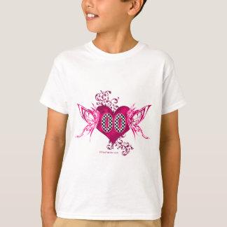 00 racing number butterflies T-Shirt