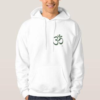 0101 Om 1 Hooded Sweatshirt