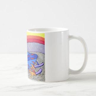 01 Snowmobile color by Piliero Coffee Mug