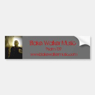 020, Blake Walker Music, Psalm 139, www.blakewa... Bumper Sticker