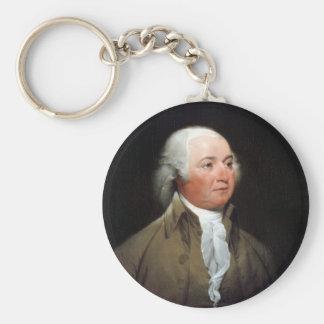 02 John Adams Key Ring