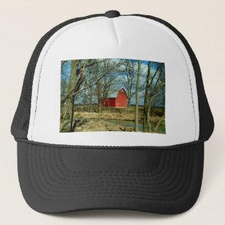 030109-20H TRUCKER HAT