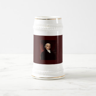04 James Madison Beer Stein