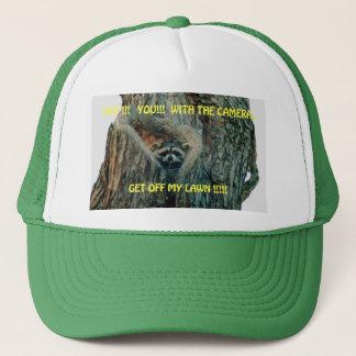 072506-17-AH TRUCKER HAT