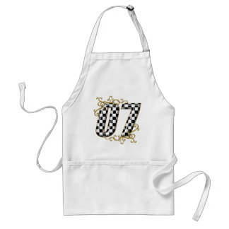 07 auto racing number standard apron