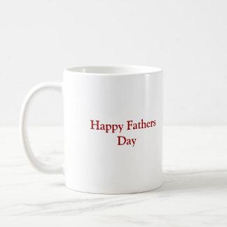 100_0818, Happy Fathers Day Basic White Mug