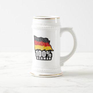 100% German Beer Stein