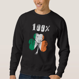 100% Irish Sweatshirt