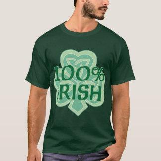 100% Irish Tshirt