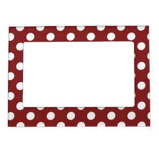 100 Match Decor : Shades Pattern Sparkle Spectrum Magnetic Picture Frame