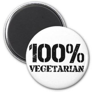 100 Per Cent Vegetarian Magnet