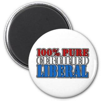 100 Percent Liberal Magnet