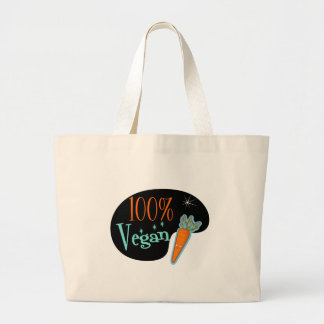 100 Percent Vegan Tote Bags