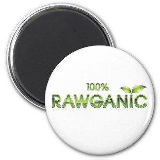 100% Rawganic Raw Food Magnet
