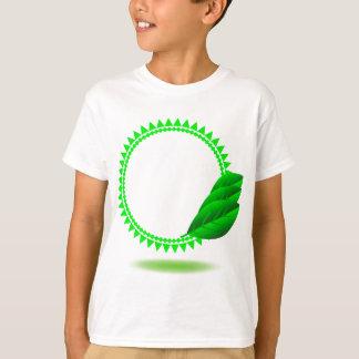 100Green Icon_rasterized T-Shirt