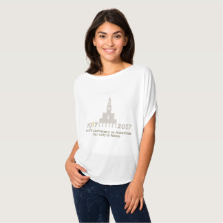 100th Anniversary of Apparitions - Fatima T-Shirt