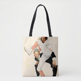 100th Anniversary of Baseball Tote Bag