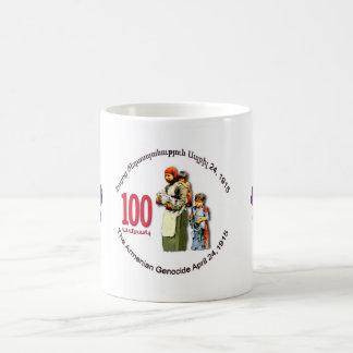 100th anniversary of the Armenian Genocide mug2 Coffee Mug