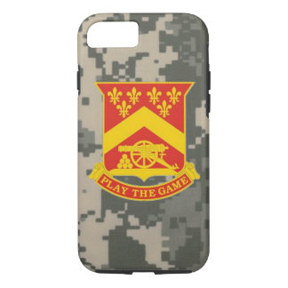 103rd Field Artillery Regiment - RI National Guard iPhone 7 Case