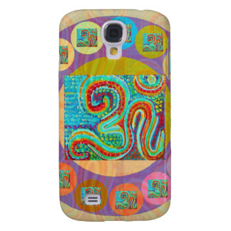 108 OM MANTRA for all Galaxy S4 Case