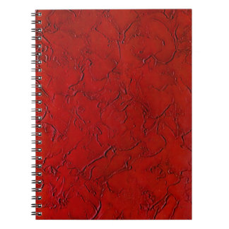 10 Color Choices - Stucco Texture Notebook