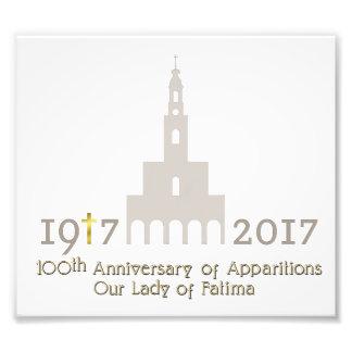 10th Anniversary of Apparitions - Fatima Portugal Photo Print