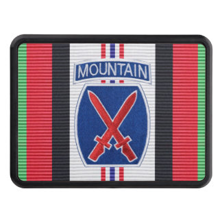 10th Mountain Division Afghanistan Hitch Cover