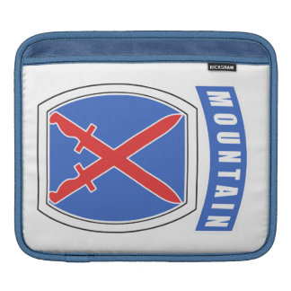 10th Mountain iPad Case
