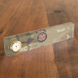 [110] Special Air Service (SAS) Badge [3D] Nameplate