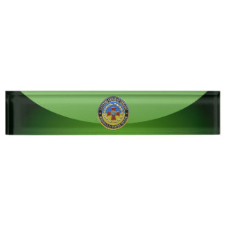 [110] Ukrainian National Guard [Special Edition] Name Plate