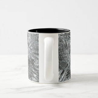 11 oz. coffee mug with trendy contemporary styling