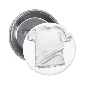 11th February - White Shirt Day 6 Cm Round Badge