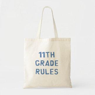 11th Grade rules