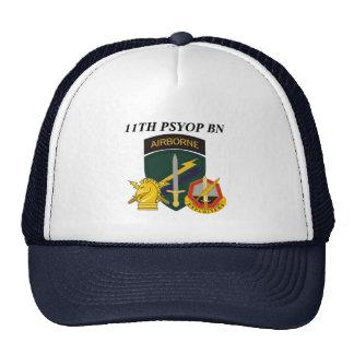 11TH PSYOP BATTALION HAT