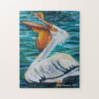 11x14 Pelican Puzzle