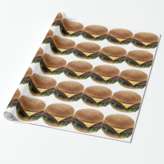 1280px-Cheeseburger.png Wrapping Paper