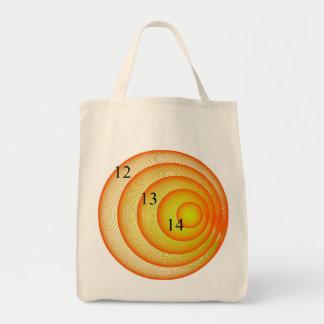 12/13/14 Orange Crush Tote Bag