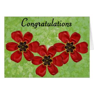 12 Congratulations Card