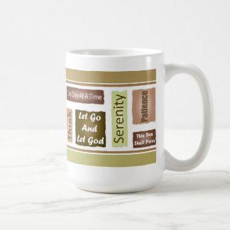 12-Step Program Mug