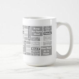 12-Step Slogan Mug