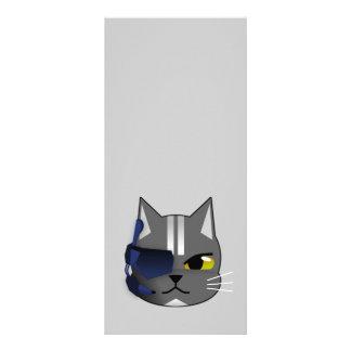 1300978731_Vector_Clipart Pirate cat grey eyepatch Customized Rack Card
