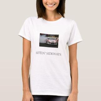 133206268_96eaf416be_o, SITTIN' SIDEWAYS T-Shirt