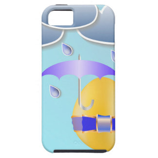146Easter Egg_rasterized Tough iPhone 5 Case