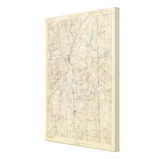 14 Putnam sheet Canvas Prints