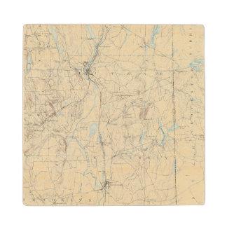 14 Putnam sheet Wood Coaster