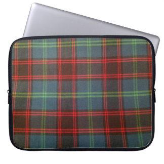 "15"" Home/Hume Tartan Laptop Sleeve"
